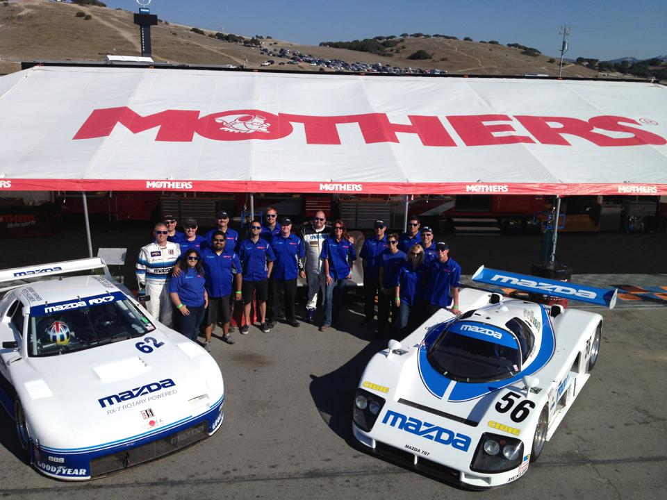 SRC Happy to be Teaming up with Mazda Corp.