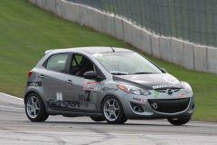 B Spec Runoffs Mazda2