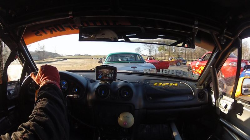 VIR March Memories - ECR T3 Lap1
